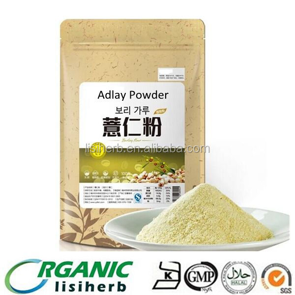 ADLAY <strong>POWDER</strong> WATER SOLUBILITY