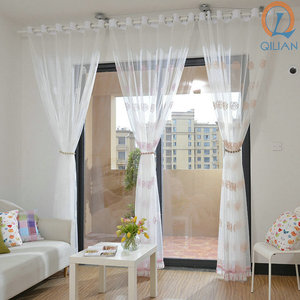 Factory price Manufacturer Supplier lace cafe curtains