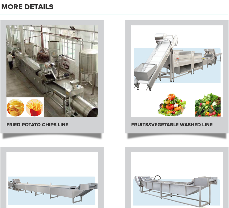 2016 China Supplier Fruit And Vegetable Processing Machine