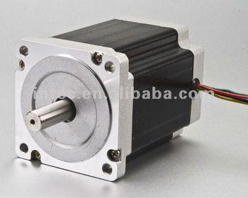 Nema 34 hybrid stepping motor size 86mm buy 86mm for Nema stepper motor frame sizes
