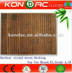 Insect-proof Strand Woven Outdoor Bamboo Decking,Strand Baboo Decking for Outdoor