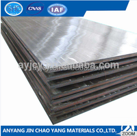 Widely Used Carbon Steel Q235 A B C D Mild Steel Plate Properties From Henan