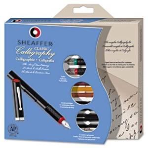 - Calligraphy Pen Set, Maxi Kit, 4 Nibs