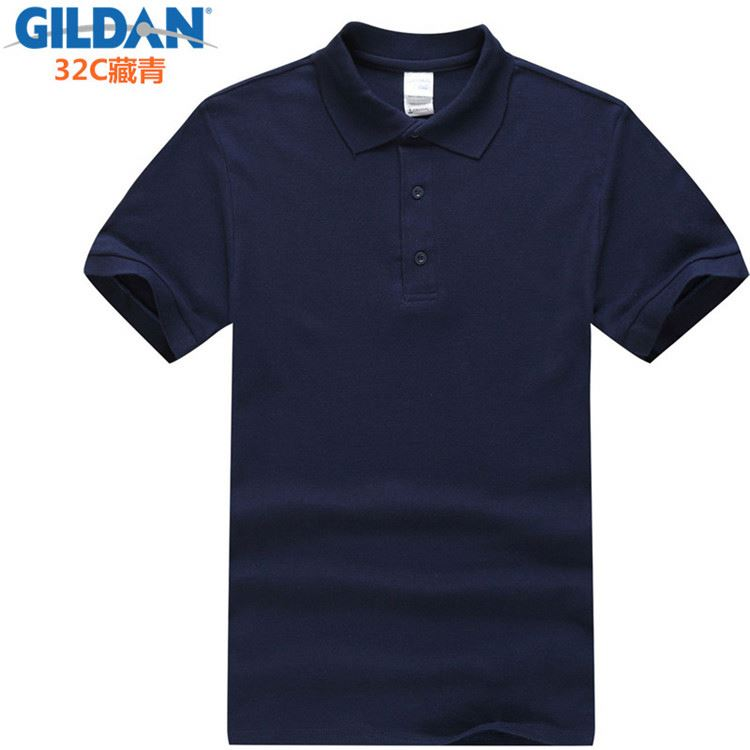 Newest selling navy blue sport 100% polo t-shirt