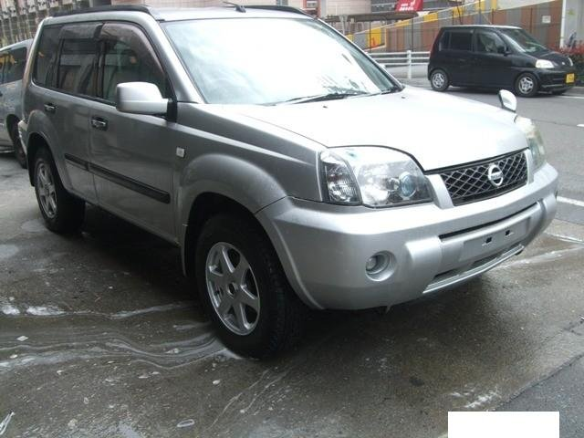 2004 NISSAN X-Trail S/UA-NT30/ Used car From Japan / ( 100401154602 )