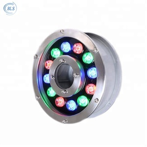 IP68 Waterproof DMX Control Fountain LED Ring Light