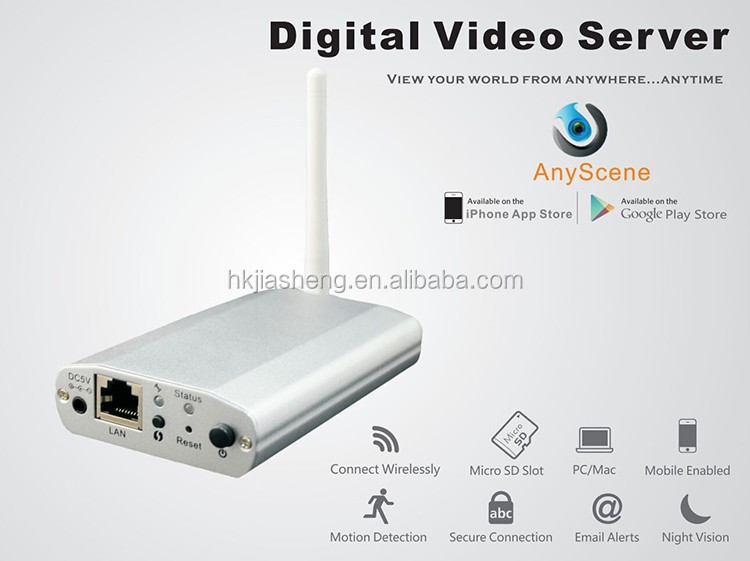 Analog Camera Into Ip Camera Cctv Camera Wired Wireless ...