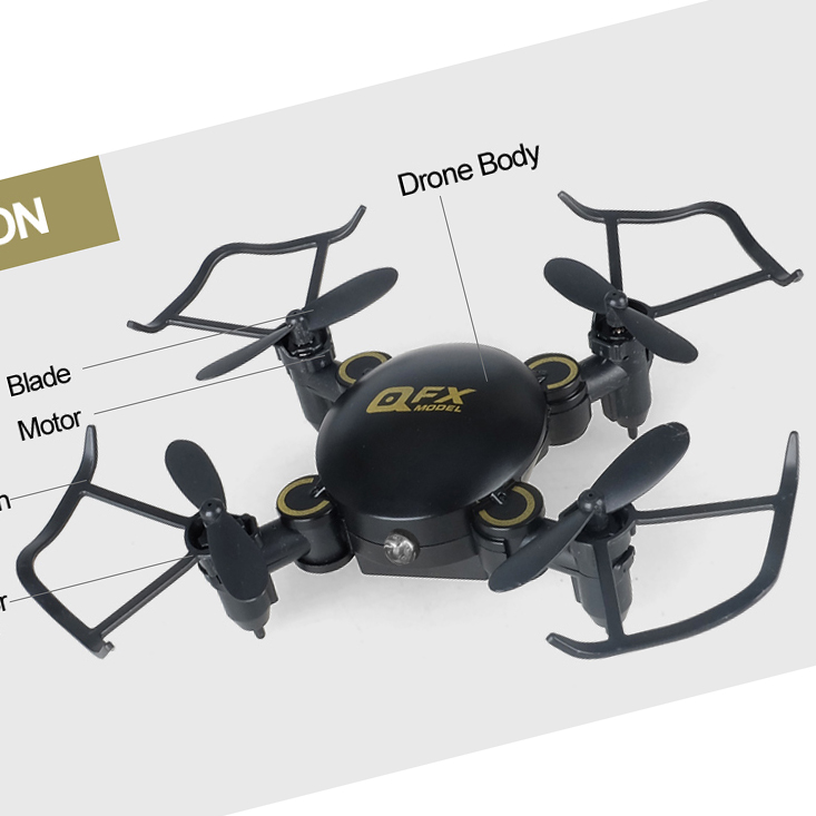 Good supplier 2.4G drone electronic toy <strong>mini</strong> 4 channel smart made in china quadcopter-kit