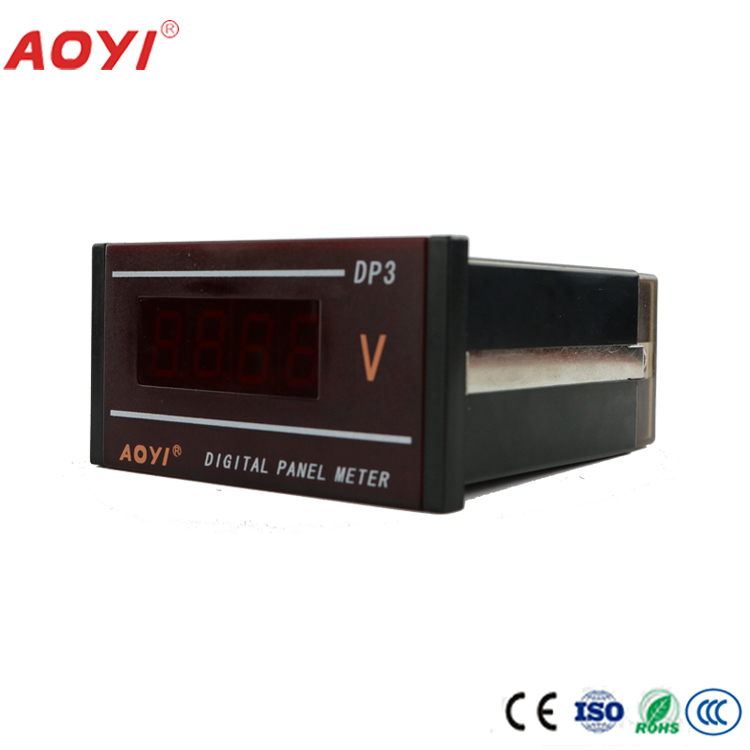 Tools Electrical Instruments Dc 4.5-30v 0-50a Dual Led Digital Voltmeter Volt Meter Ammeter Voltage Amp Power Meter 12v Elegant Appearance