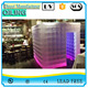 High quality cheap used portable led inflation photo booth enclosure,photo booth kiosk,inflatable photo booth sales