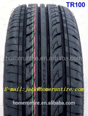 Top quality new arraival car tires 145/70R12 with GCC in middle east