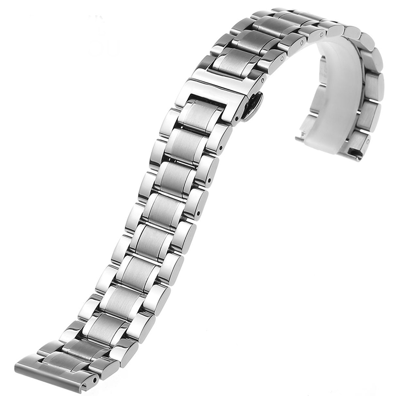 Quality Bangle Strap Magnetic Bracelet Woman Watch Band Ceramic Titanium Watchband