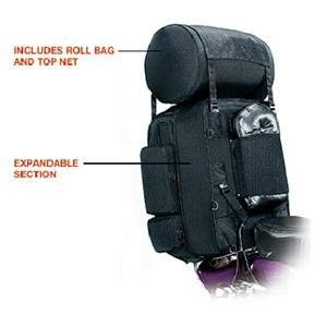 T-Bags Super-T Bag with Roll Bag - Black
