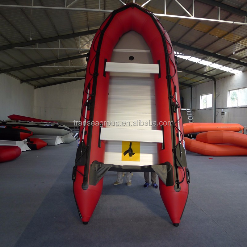 CE certificate 10 people hypalon kaboat inflatable <strong>boat</strong> for sale