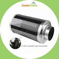 Hydroponic Indoor Grow System Active Carbon Air Filter