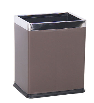 Creative intelligent trash can household living room bedroom kitchen toilet covered trash can