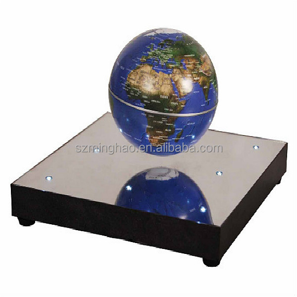 acrylic magnetic levitation display stand, magnetic levitating display rack