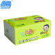 baby soft Pack tenacity OME virgin Facial Paper Tissue 3ply 400sheets 14*18cm wet paper with individual packaging home used