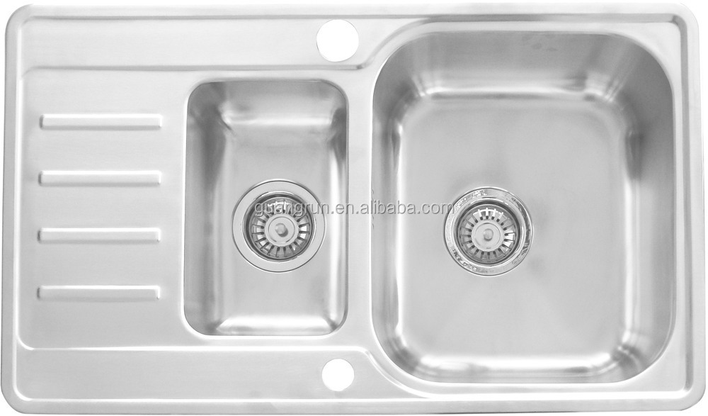 rv stainless steel hand washing basin kitchen sink with drain