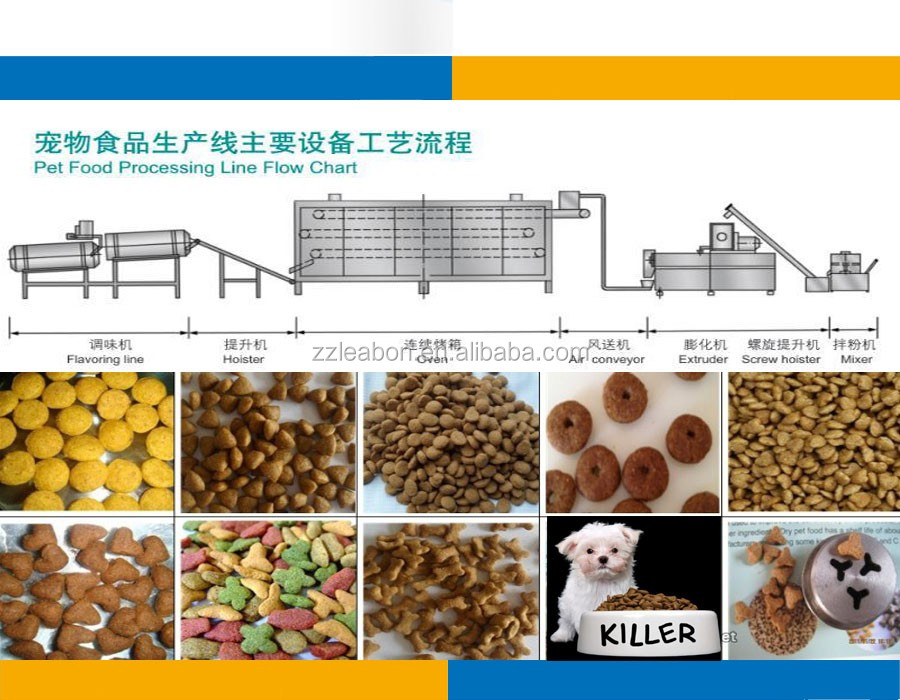 Extruder feed fish used complete floating fish food line pet food extruder