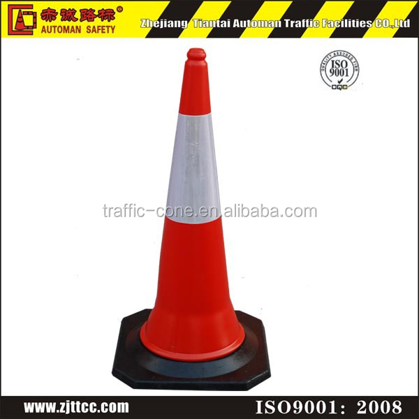 traffic cones traffic collapsible delineator post