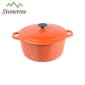 Cheap Cast Iron Enamel Cookware Pot