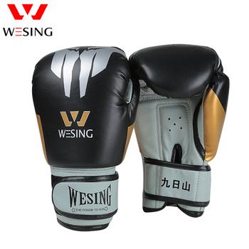 519c67002 6 oz luvas de boxe para crianças sanda Wesing crianças luvas de micro fibra  qualidade com