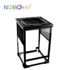Nomo new design glass Pet home, Reptile Cages,easy to Clear Aluminum alloy Pet Reptile