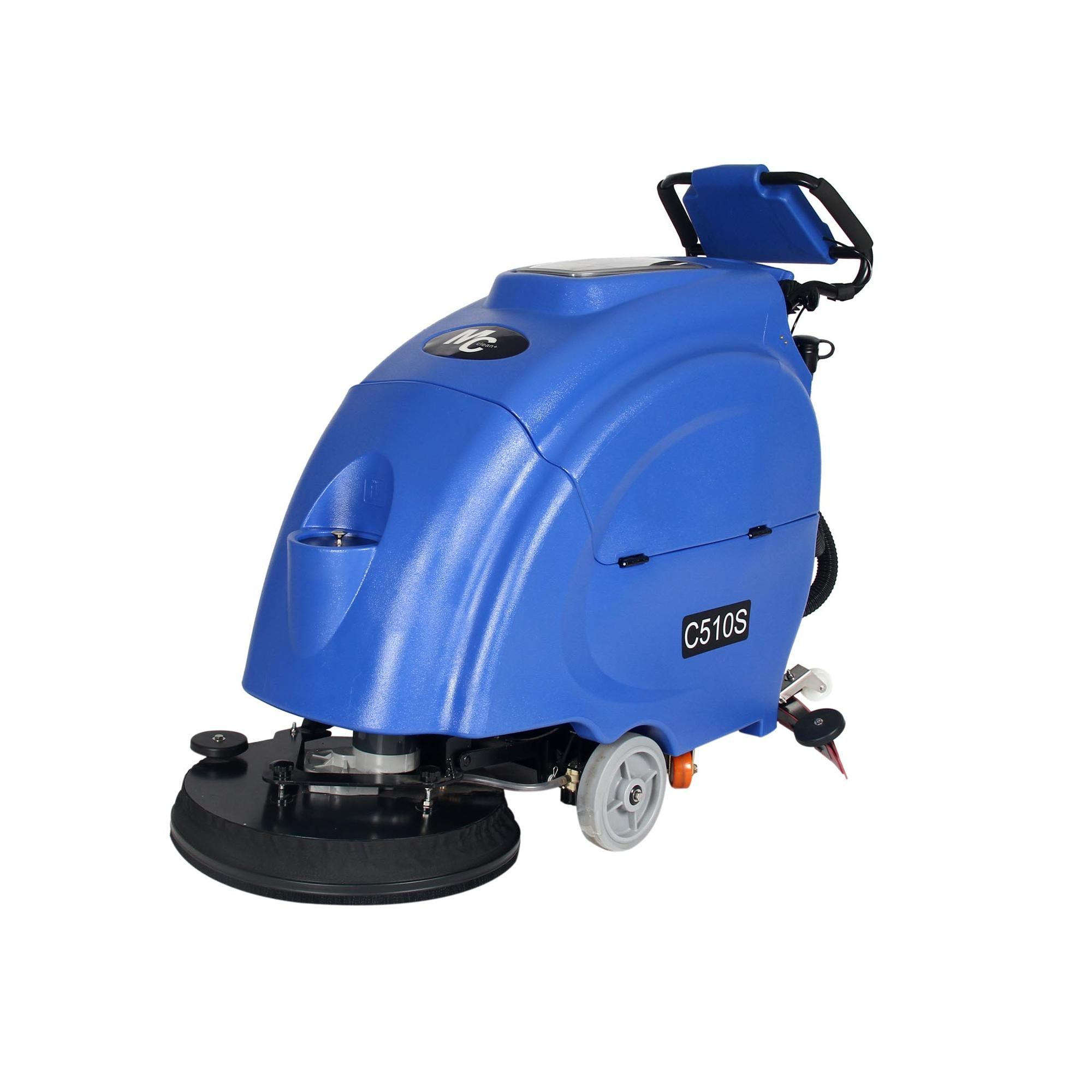 C510s Industrial Ceramic Tile Floor Cleaning Machine With Big Tank