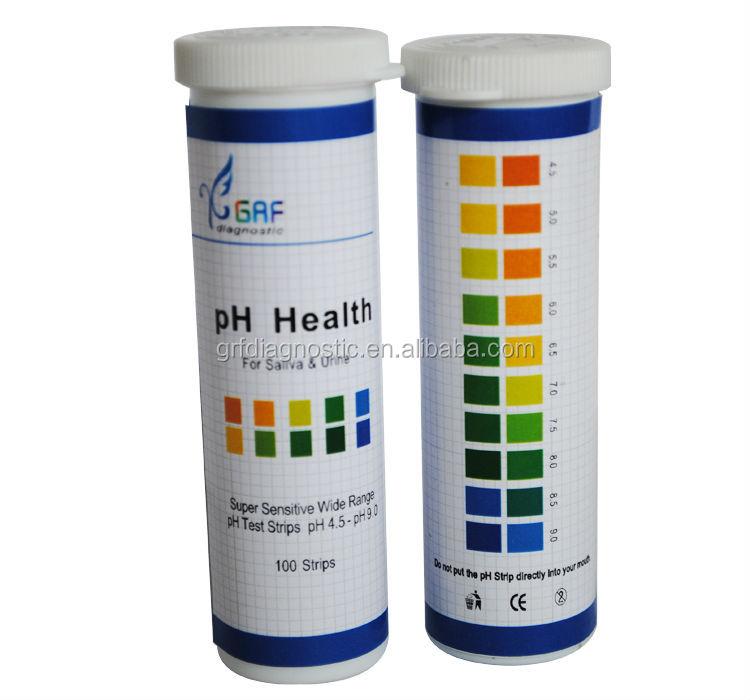 Diagnostic Ph Strips,Rapid Ph Test Strip Ph Meter Pen