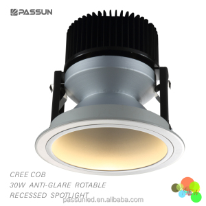 Modern lighting product 3000lm led commercial spotlight