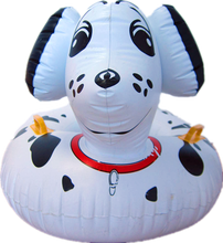 2017 hot products inflatable baby animal float boat