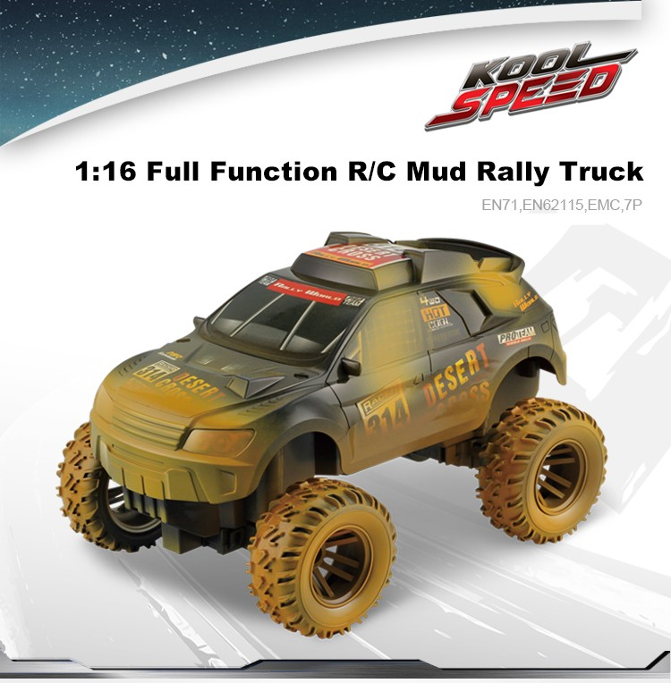 Mud Trucks For Sale >> 1 16 Full Function R C Mud Rally Truck Buy Rc Truck Mud Trucks For Sale 1 16 Rc Tractor Trailer Trucks Product On Alibaba Com