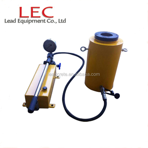 LEC Cross Core Hollow Plunger Hydraulic Cylinder