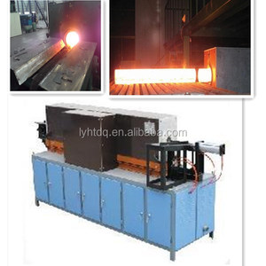 industry use radial forging machine,high frequency induction heating furnace