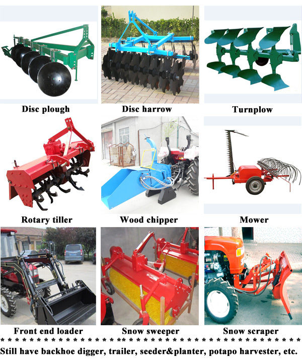 Names Of Parts Of Farm Tractors : China bona brand cheapest tractor manufacuter vineyard