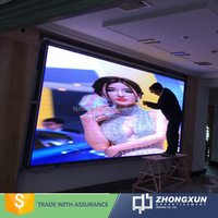 2016 newest rental advertising p5 p6 sexy movies rental led display screen prices