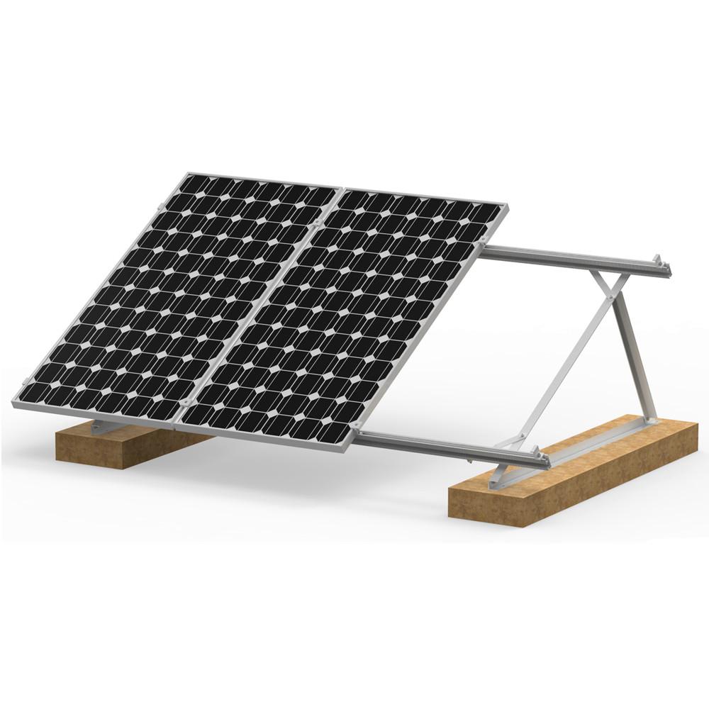 tilting solar panel rack - 1000×1000