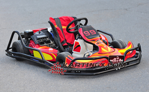 racing go kart kits for sale with engine 270cc