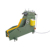 2 in 1 metal sheet straightening uncoiling machine for press