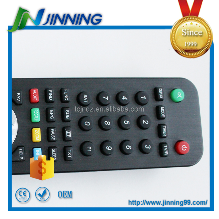 STAR-X precision tv remote control made in Tianchang