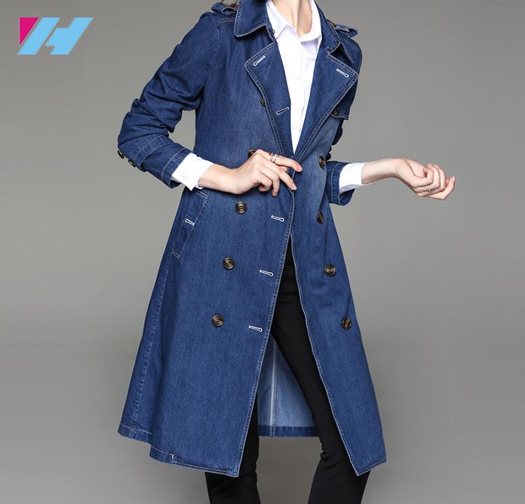 Latest Design Women Winter Plus Size Denim Jacket Fashion Wholesales Ladies  Long Blue Denim Dress - Buy Fashion Denim Dress 2017,Long Denim Dresses ...