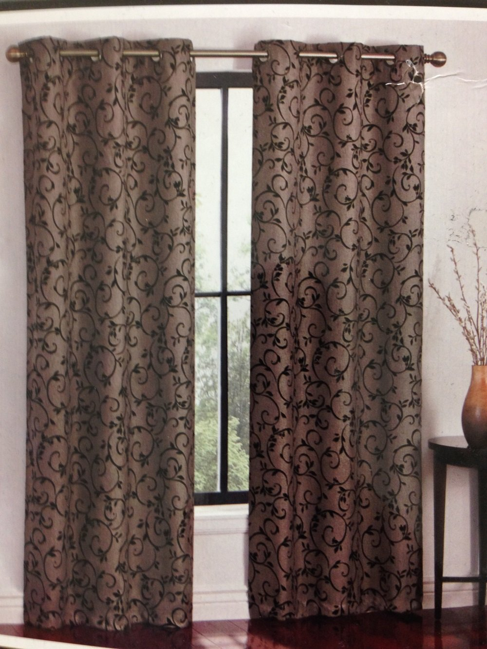 tabtop cre window cheap smartness ideas voile curtain panels panel curtains browse terrys