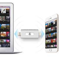 New metal material 128gb flash drive usb 3.0 100% full capacity custom logo