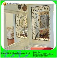 Ornamental Wrought Iron Interior Room Divider Wholesale