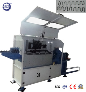 Top Speedy Mechanical Sofa Coil Spring Forming Machine