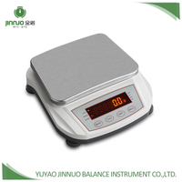 Height adjustable feet digital electronic balance high precision balance