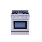 kitchen appliance cooker gas stove range free standing convection electric oven for COOKING pizza