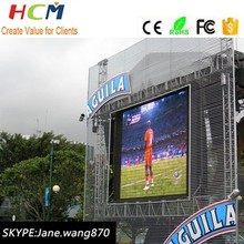 Good price good quality LED Display P6/cheap outdoor led screen