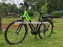 New design City Road bicycle electric bike made in china similar to fixed gear bicycle RSEB512